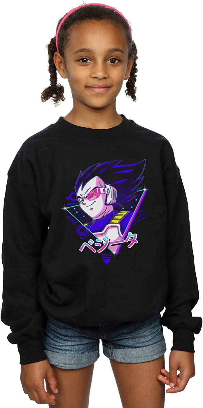 Vincent Trinidad Girls Lofi Saiyan Prince Sweatshirt