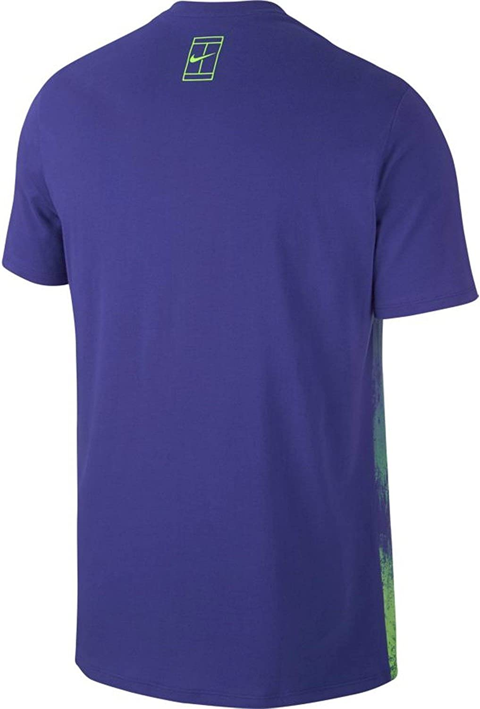 Desconocido Nike M Nkct tee Camiseta Línea Rafa Nadal, Hombre ...