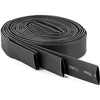G&S 10mm-Dia. Black Polyolefin Heatshrink-Tube (5 Meter) Sleeve
