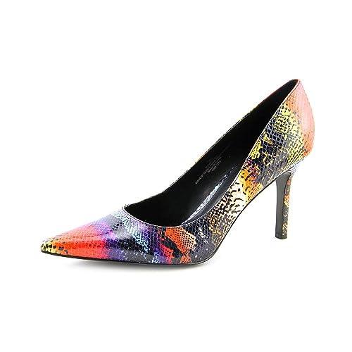 Nine West Aubree Mujer Piel Mocasines Zapatos Talla: Amazon.es: Zapatos y complementos