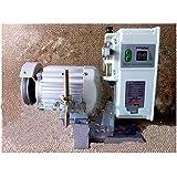 mabelstar 400 W Máquina de coser Industrial Motor Servo de ahorro de energía sin escobillas motor de velocidad sin escobillas…