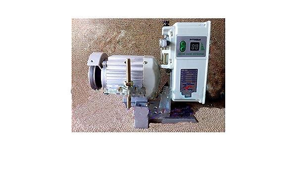 mabelstar 400 W Máquina de coser Industrial Motor Servo de ahorro de energía sin escobillas motor de velocidad sin escobillas motores de bajo consumo: Amazon.es: Electrónica