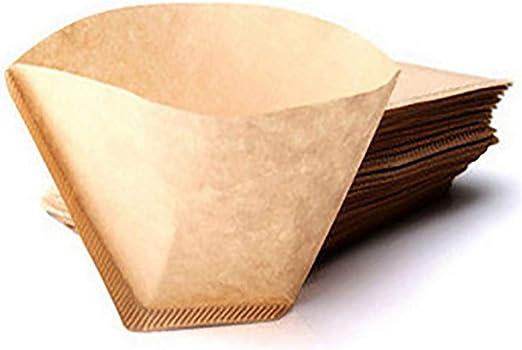 Hot Newest Filtro de papel de café original goteo de mano de papel ...