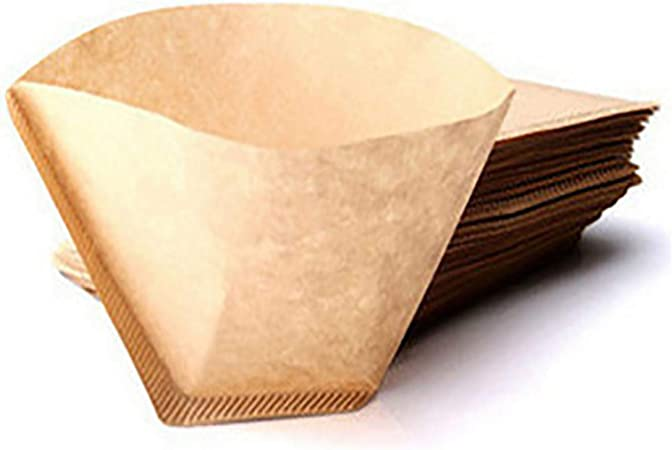 Hot Newest Filtro de papel de café original goteo de mano de papel Cafetera Cocina Café herramienta (1 pieza): Amazon.es: Hogar