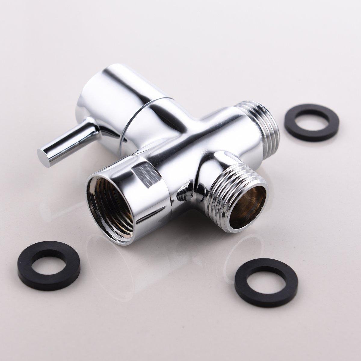 CIENCIA G1 2  V/álvula desviadora de 3 v/ías para recambio de sistema de ducha DSF007NA