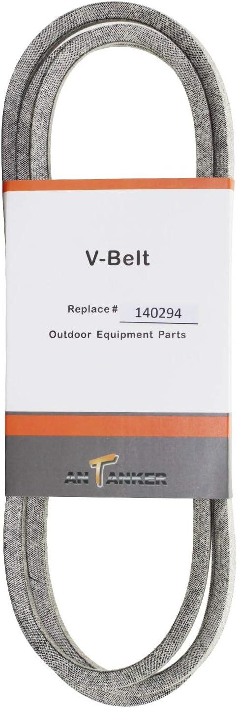 Antanker Drive Belt 140294 Replacement Craftsman AYP Sears 140294 140067 532140294 Kevlar Belt