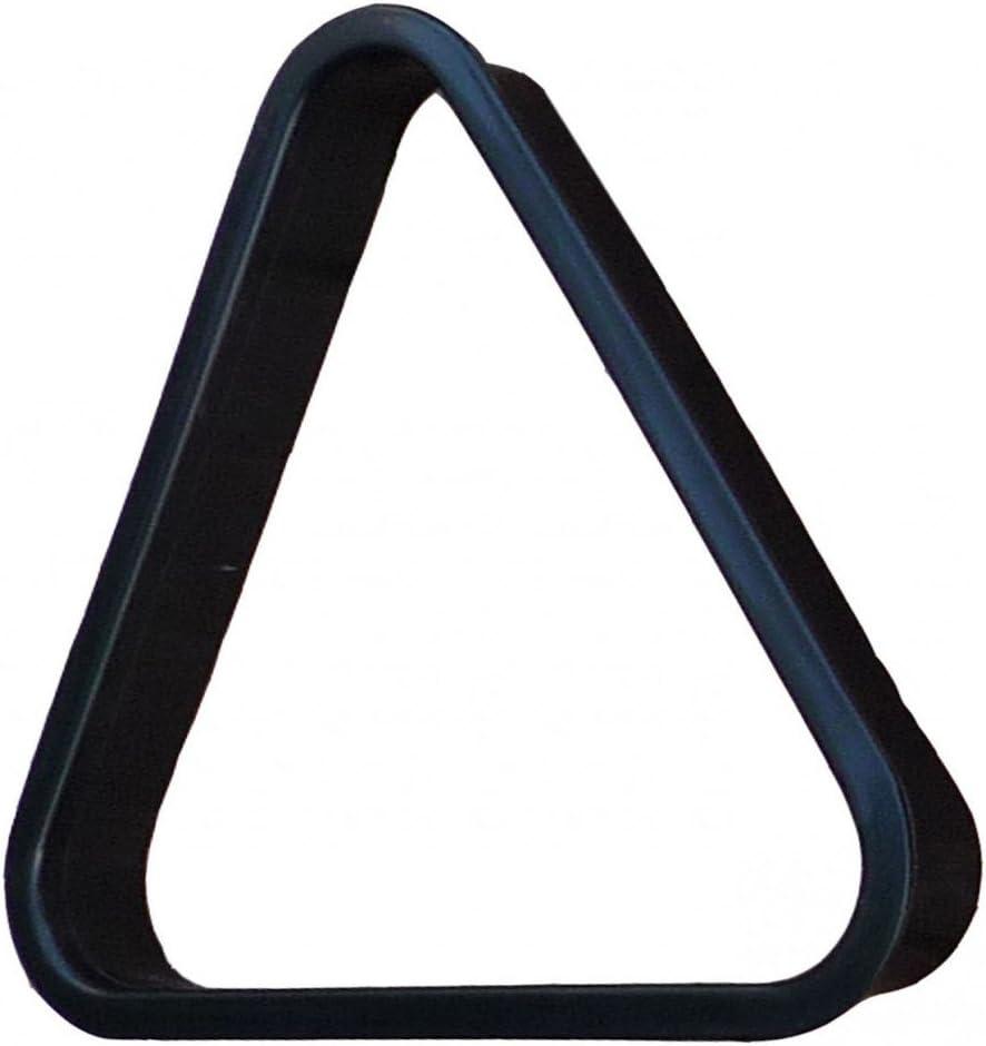 Triángulo de billar de plástico (2 1/4