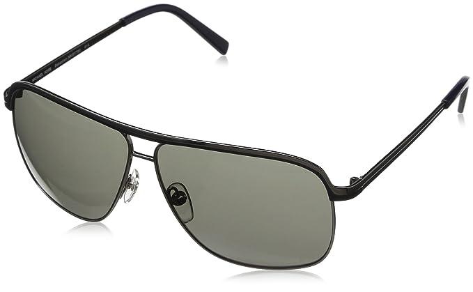 Michael Kors - Gafas de sol Aviador MKS171M para mujer, Brown frame / Brown lens