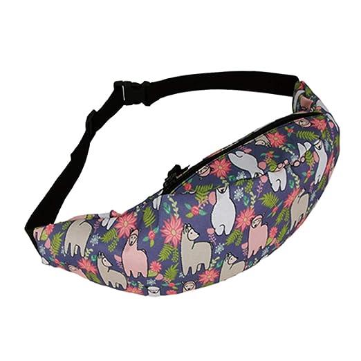 c175def7b9e1 Amazon.com: Running Exercise Belt - Waist Bag for Men Fanny Packs ...