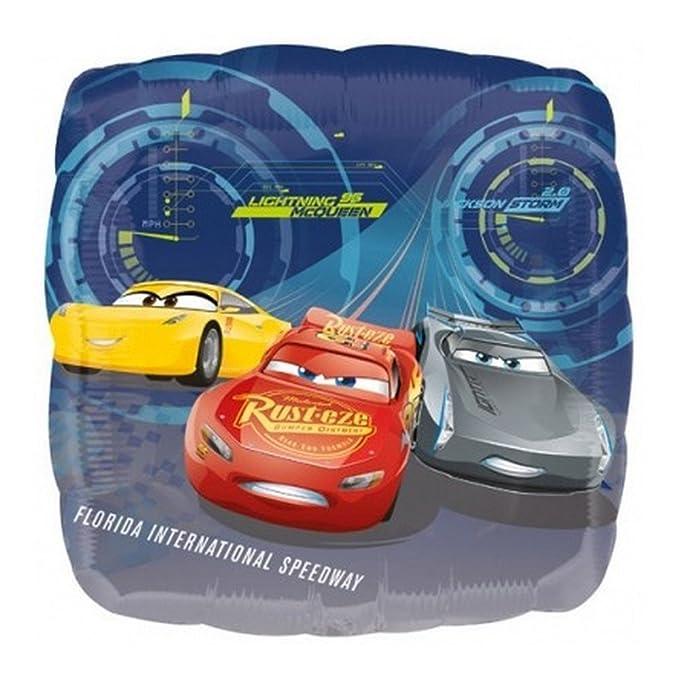 Compatible avec Globos Helio Cars 3 Disney Nuevo: Amazon.es ...