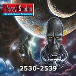 Perry Rhodan: Sammelband 14 (Perry Rhodan 2530-2539) | Frank Borsch,Marc A. Herren,Michael Marcus Thurner,Wim Vandemaan,Christian Montillon,Arndt Ellmer