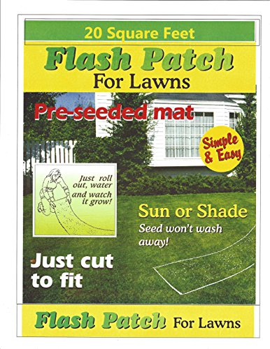EnRoot Products Flash Patch for Lawns (20 Sq. ()