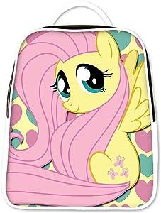 Causul Backpack Daypack Bookbag My Little Pony Fluttershy Pattern