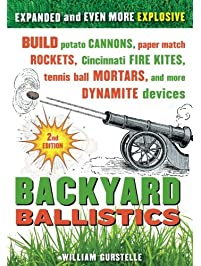 Amazon physics science math books electromagnetism backyard ballistics build potato cannons paper match rockets cincinnati fire kites tennis fandeluxe Gallery