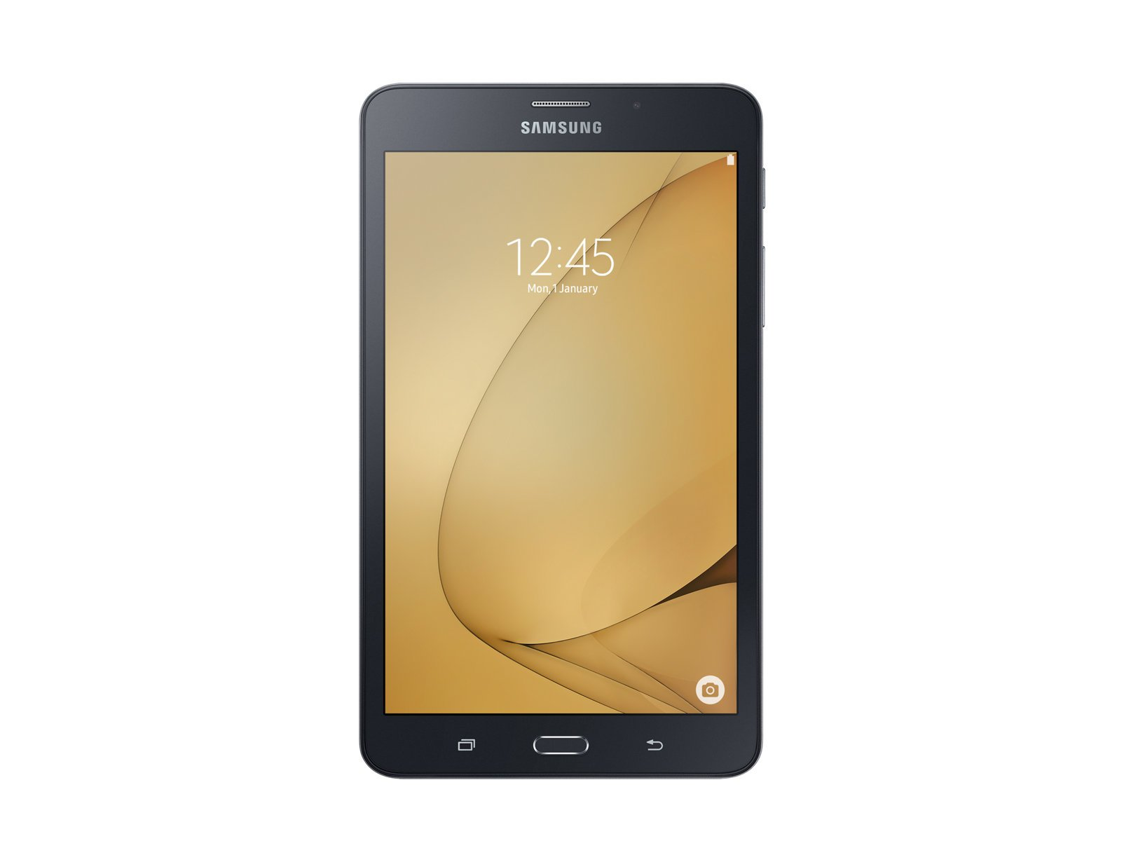 Samsung Galaxy Tab A T285 8GB Black, 7.0'', Unlocked International Model, No Warranty