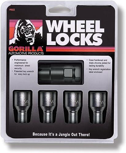 Gorilla Automotive 24631 Cone Seat Hex Socket Bolt Locks