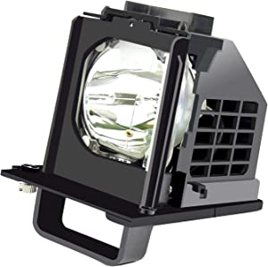 Tawelun 915B441001 Replacement Lamp with Housing for Mitsubishi TV