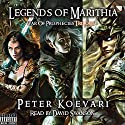 Legends of Marithia: War of PropheciesTrilogy Audiobook by Peter Koevari Narrated by David Swanson