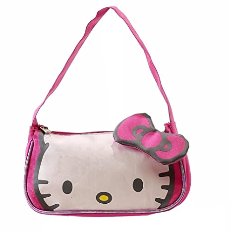 b138889e35 Image Unavailable. Image not available for. Color  Hello Kitty Purse -  Handbag