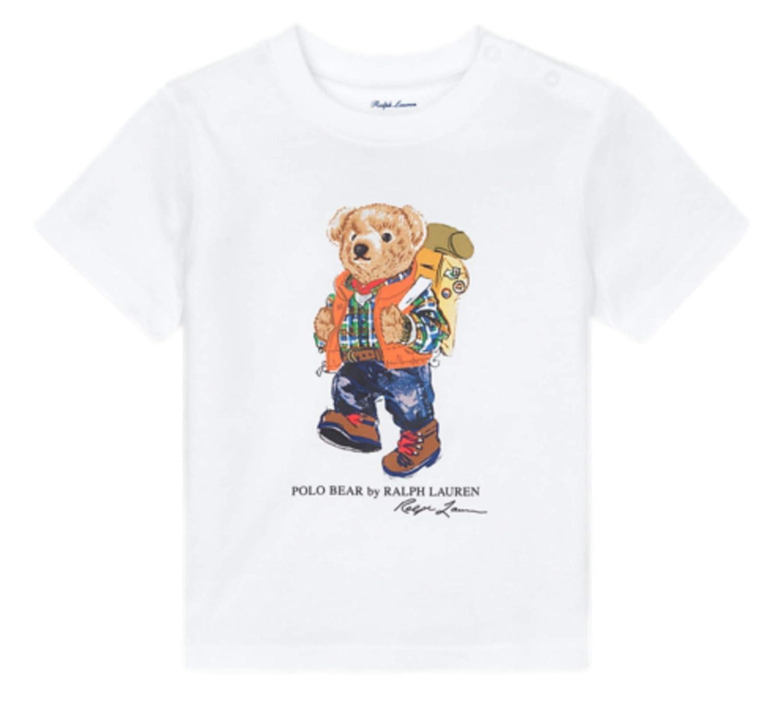 Polo Ralph Laurent - Camiseta Bear tee-TP-TSH - Camiseta Bebe (12 ...