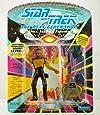"4½"" Lieutenant Commander Geordi La Forge Action Figure - 1992 Series 1 Star Trek: The Next Generation"