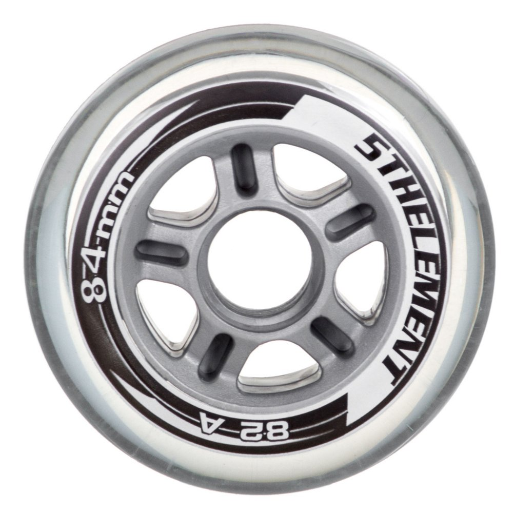 5th Element 84mm - 8 Pack Inline Skate Wheels 2018 - 84mm