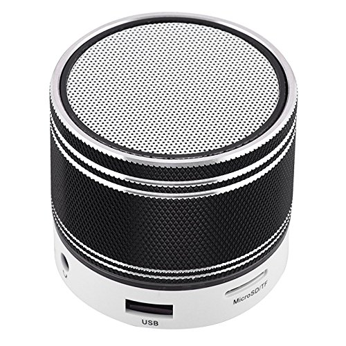 Portable Bluetooth Speaker Small Mini Speaker Stereo Sound Music Player with Microphone Speakerphone Compatible Android Smart Phones Samsung Galaxy S9 S8 S7 S6 S5 LG K7 K8 K10 Motorola Laptops - Galaxy Speakers Home Stereo S5