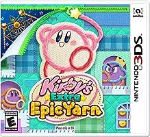Kirby's Extra Epic Yarn - Nintendo 3DS