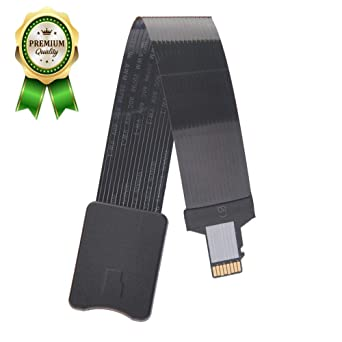 SD Card Extension Micro SD Extension Cable Extender Adapter Flexible Cord  Male to TF Flash Memory Card Kit Creality 3D Printer Ender 3 CR-10  Monoprice