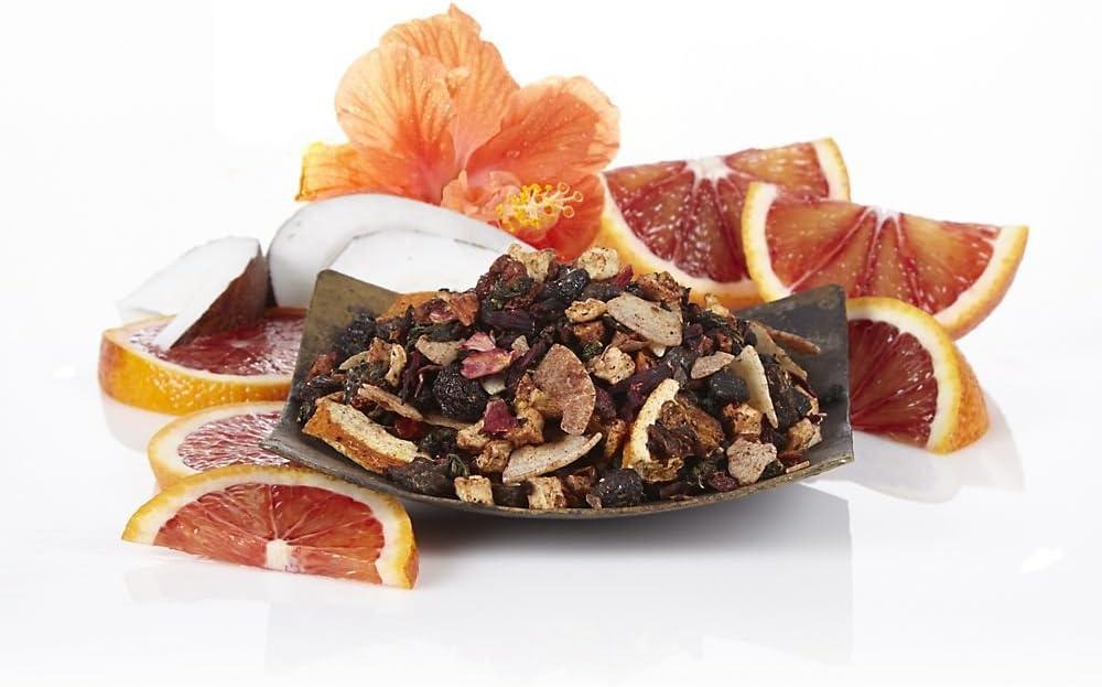 Teavana Blood Orange Sorbet Loose-Leaf Oolong Tea, 2oz 61TkhIrJTlL