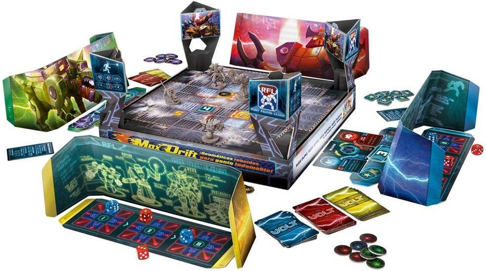 Heidel Bär- Volt - Juego de Mesa en Español, Color (HBVO01ES): Amazon.es: Juguetes y juegos