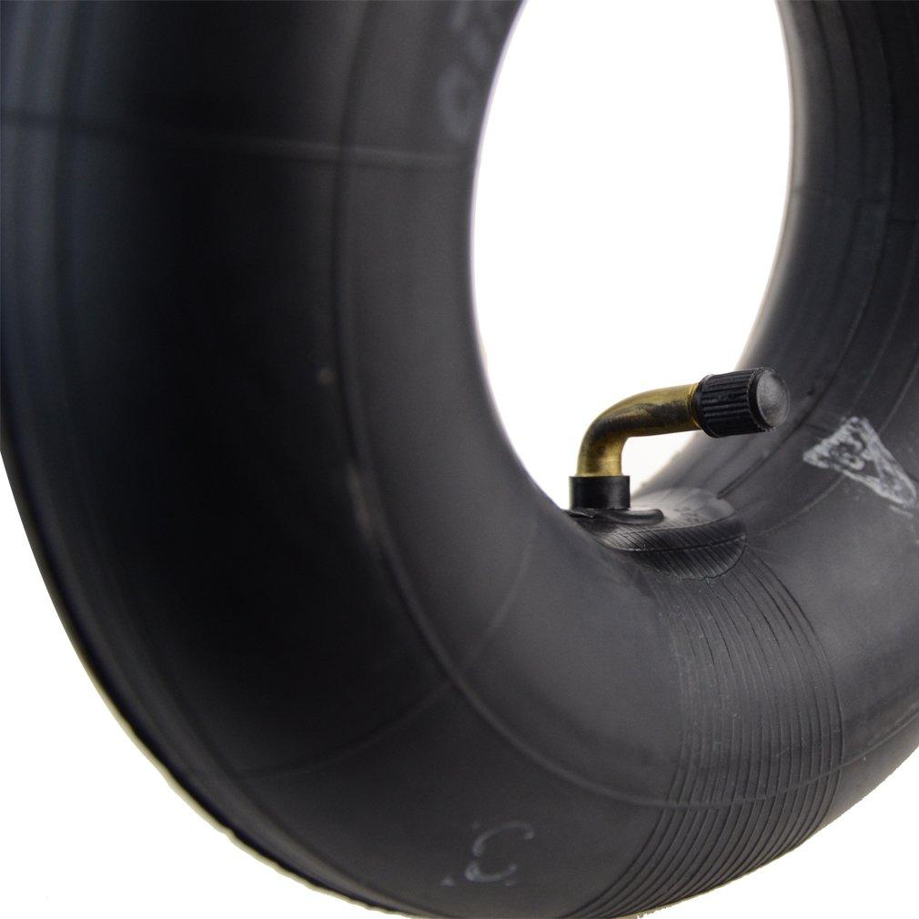 GOOFIT 200X50 Gebogener Gebogener Stamm-Innenrohr-Reifen f/ür elektrisches Roller-Schmutzfahrrad