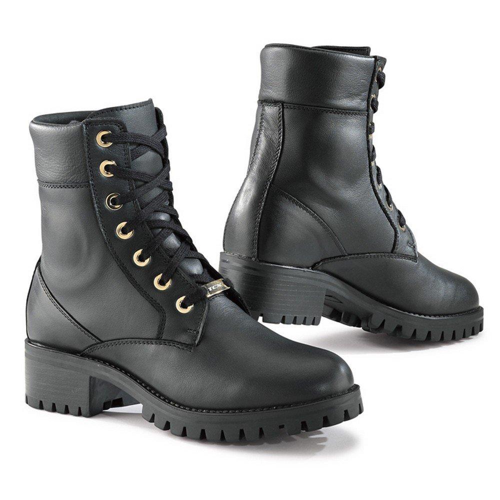 TCX Boots Womens Lady Smoke Waterproof Boots Black Size 40//Size 8 8055W-NERO-40