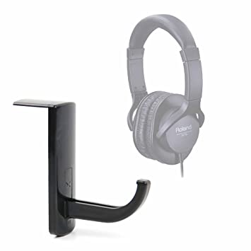 DURAGADGET Soporte/Gancho para Auriculares HAMSWAN N9-EU/Pioneer SE-M521/