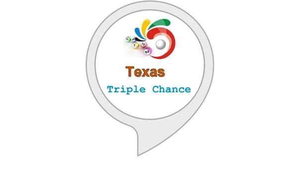 Amazon com: Winning Numbers for Texas Triple Chance: Alexa
