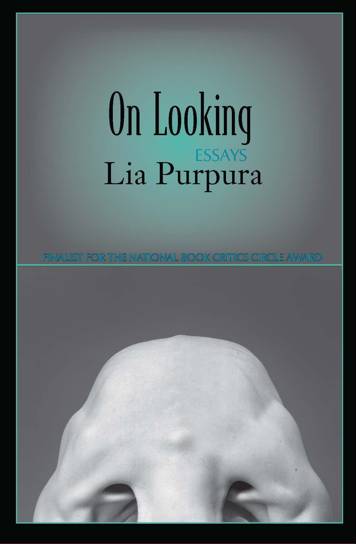Read Online On Looking: Essays PDF