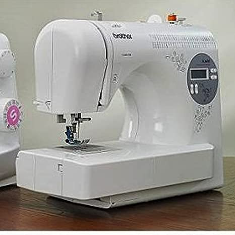 Amazon Brother Sewing Machine Computerized SC40 Custom Brother Computerized Sewing Machine Sc6600a