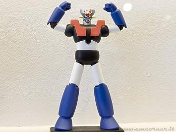 COLLEZIONI GO Nagai Robot Mazinger Z Mazinga Z Robot Statua Collection Lead Figure +fas Compatible con: Amazon.es: Juguetes y juegos