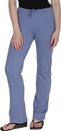 Para mujer algodón orgánico pijama – Pantalones de yoga con ...