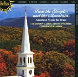 Christopher Larkin/ London Gabrieli Brass From The Steeples And The Mountains Other