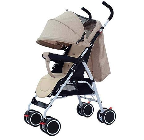Cochecito, Paraguas/ligero y plegable, Simple Baby Car/paraguas niño/Carro