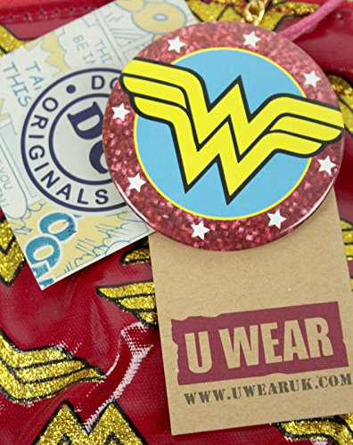 Mujeres - Official - Wonder Woman - Bolsa De Lavado