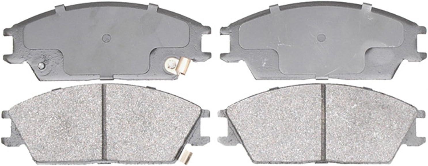 For Hyundai,Mitsubishi Excel,Stellar,Precis,Scoupe,Accent Front Ceramic Pads