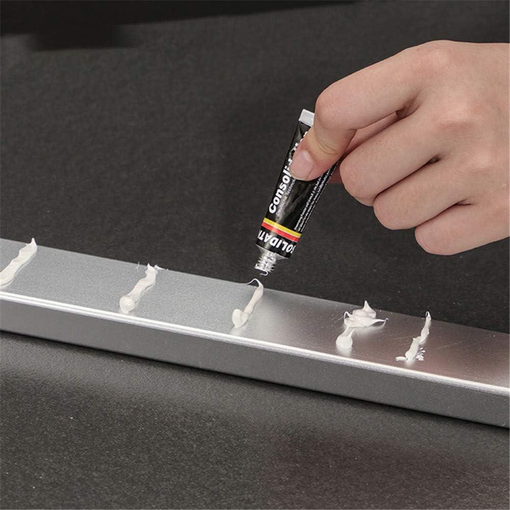 per Cucina Portacoltelli Magnetico in Lega di Alluminio Bar E Garage,10cm Portaoggetti A Parete per Cucina Impermeabile Potente Magnete Incorporato Abodos Portacoltelli Magnetico