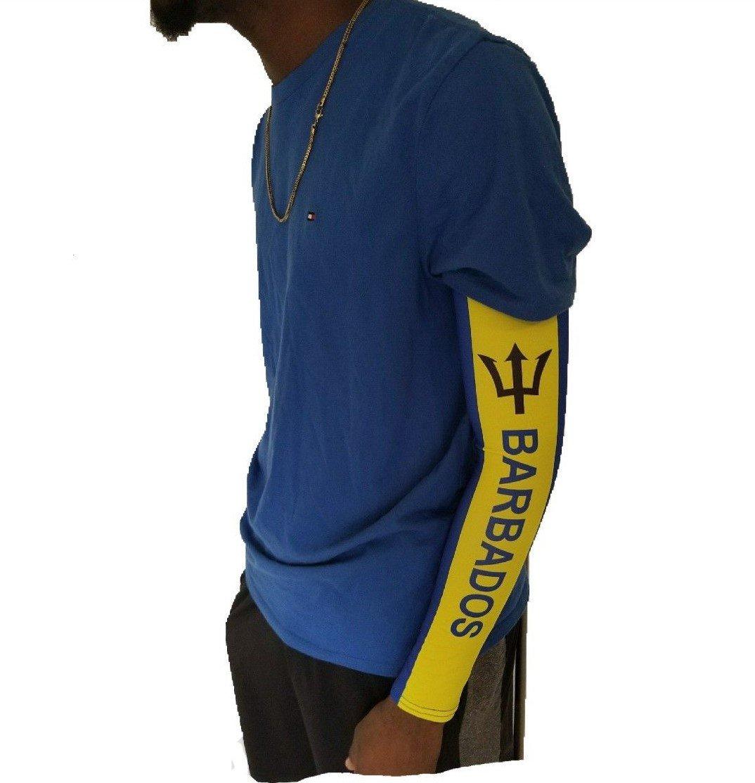 Barbados Flag Arm Sleeve …