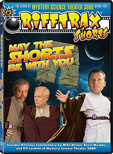 Rifftrax Shorts: May the Shorts Be With You (Best New Hairstyles For Guys)
