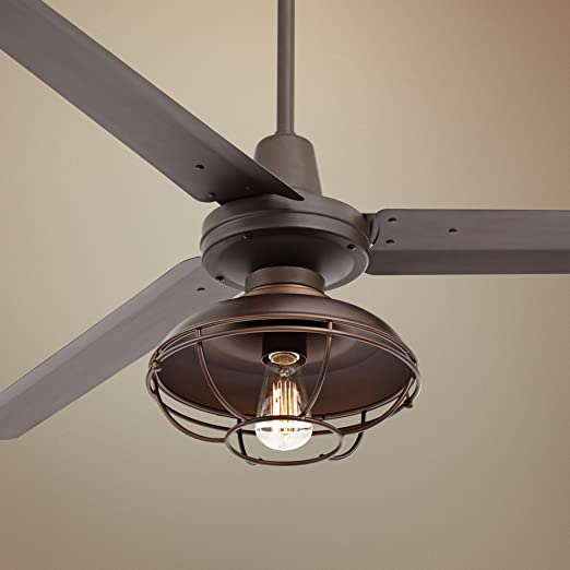 60 turbina franklin park bronze damp ceiling fan amazon com