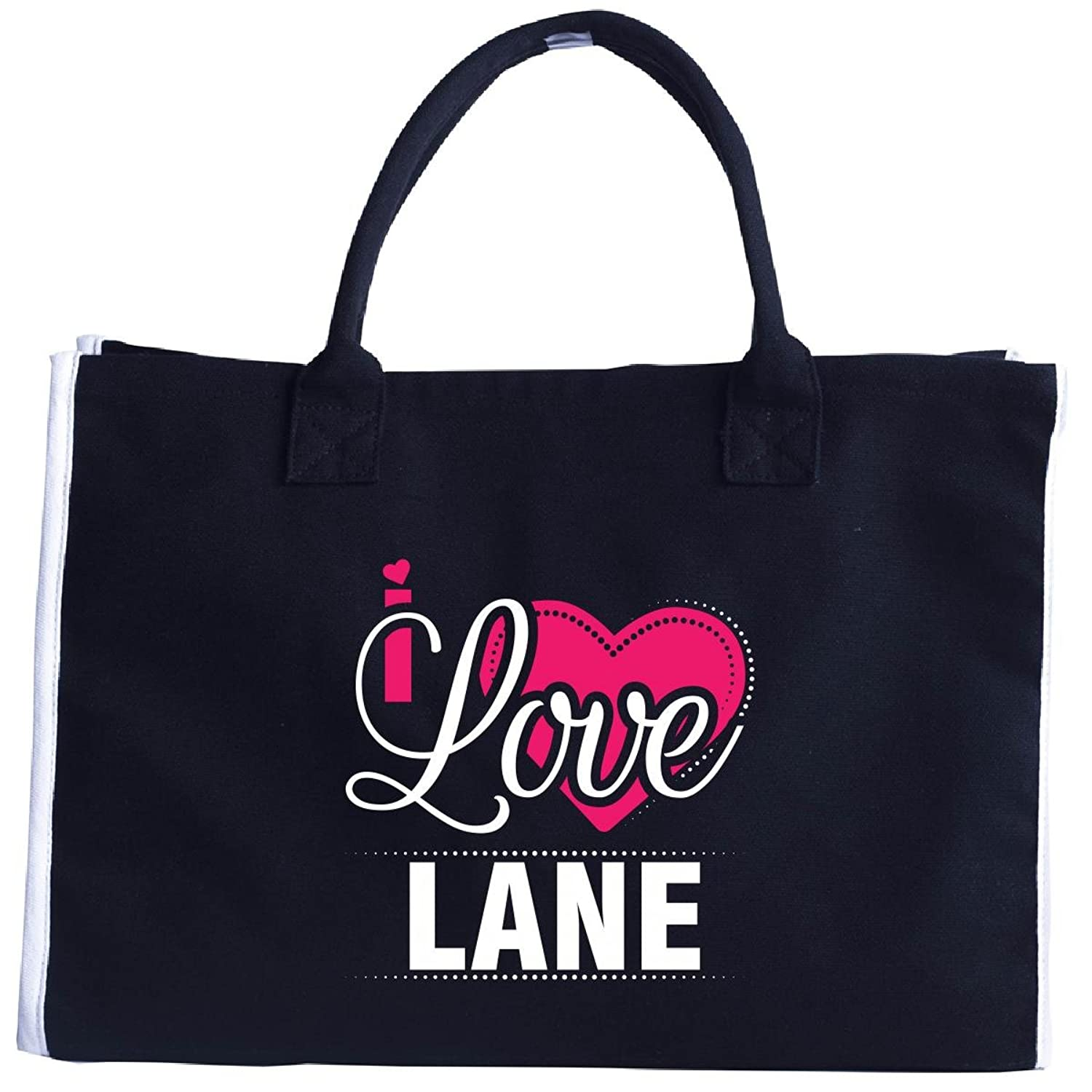 I Love Lane - Cool Gift For Lane From Girlfriend - Tote Bag