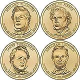2010 P, D Presidential Dollar 8-Coin P & D Uncirculated