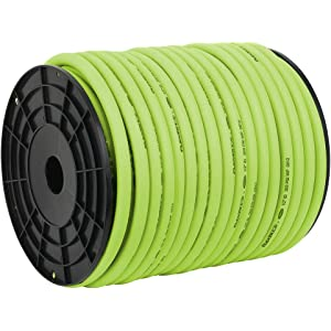 Flexzilla Plastic Lightweight Hybrid Zillagreen - Best 1/2 Inch Air Hose